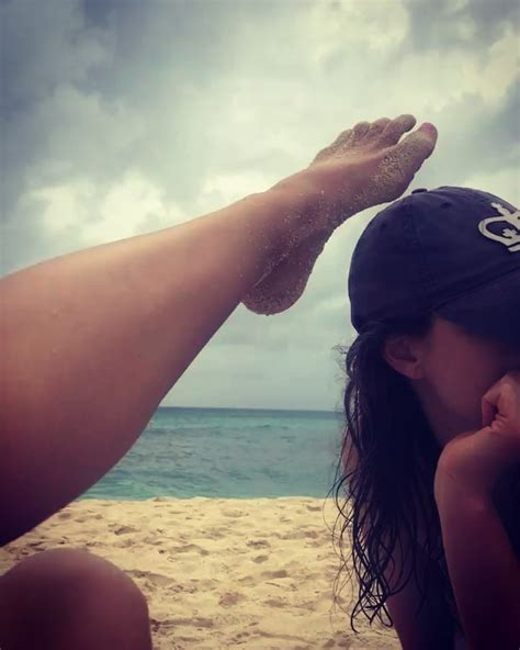 Lisa Boothe's Feet
