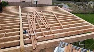 terrasse en bois suspendue a beaugency loire eco bois With construction d une terrasse en bois