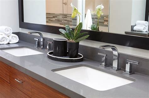 bathroom countertops with sinks built in choosing the ideal bathroom sink for your lifestyle