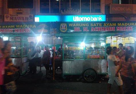 Seperti untuk memenuhi kebutuhan serat. Suasana Wisata Kuliner di Jalan Ikan Tongkol, Teluk Betung