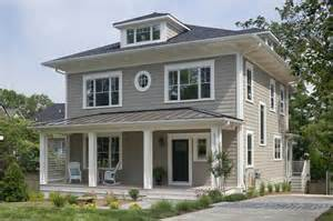 5 bedroom floor plans 1 story dc area 39 s passive house craftsman exterior dc metro by peabody architects