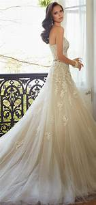 sophia tolli 2015 bridal collection belle the magazine With sophia wedding dress