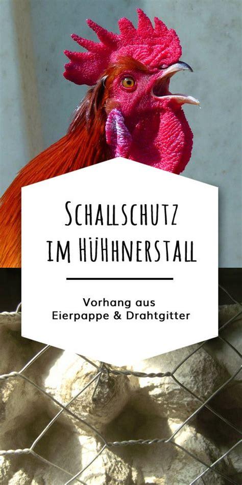 Tür Schalldicht Machen by H 252 Hnerstall Schalldicht Machen Schallschutz Selbermachen