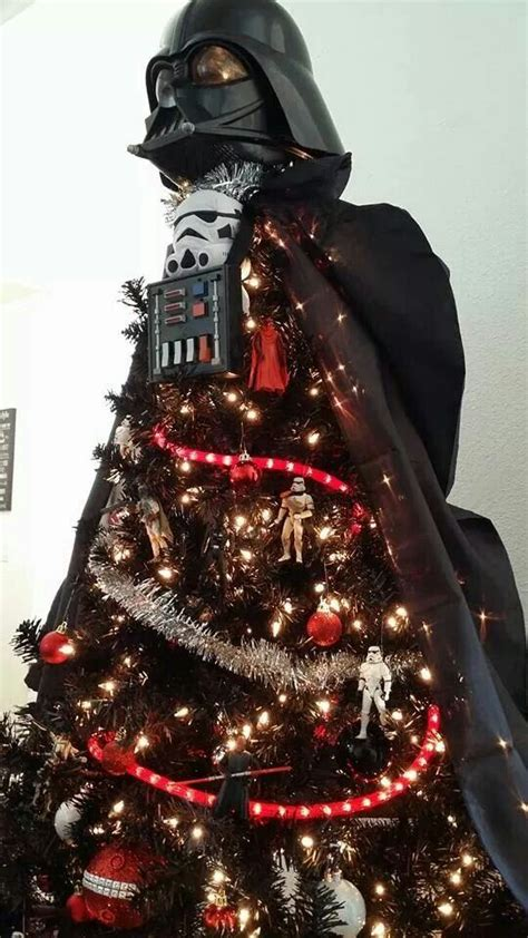darth vader christmas tree 48 best images about christmas on pinterest trees brown paper packages and christmas trees