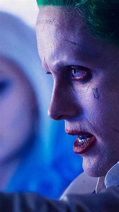 Joker Suicide Squad Face Iphone Wallpapers Hero