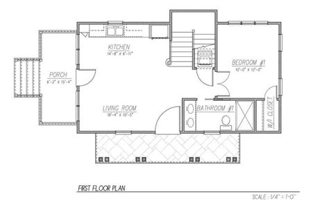 Gmfplus Cottage Floor Plans Via Smallhousebliss by Gallery Cottage Gmf Associates Small House Bliss