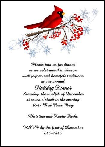 17 best images about christmas invitations for your