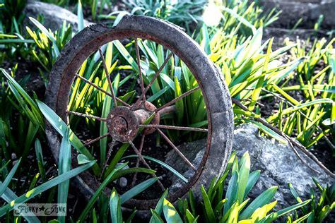 Growing Rust Spring Yardfunky Junk Interiors