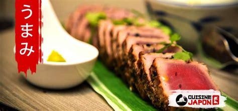 cuisine japonaise calories umami cinquième saveur japonaise cuisine japon