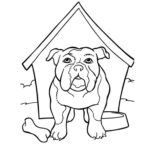 Kleurplaten Schattige Honden by Honden Kleurplaten Kleurplatenpagina Nl Boordevol
