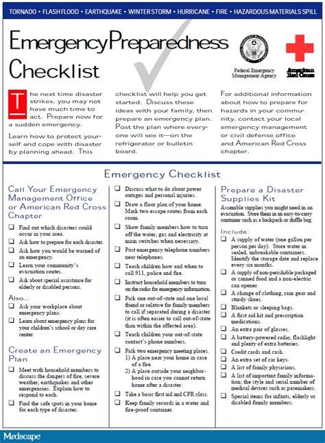 emergency response drill templates