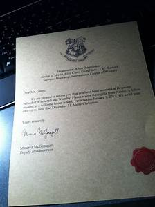 harry potter hogwarts acceptance letter how to make a With harry potter hogwarts acceptance letter