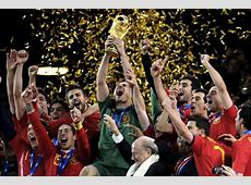 Can Spain Retain The World Cup? World Soccer Talk