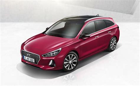 All New 2017 Hyundai I30 Wagon Have Large Capacity