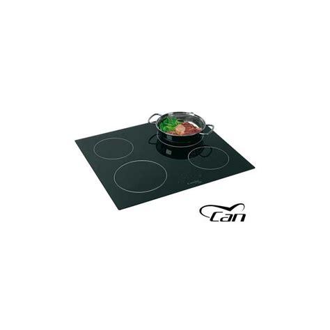 piano cottura con piastra piano di cottura con 4 piastre radianti
