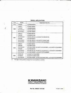 Kz550 Wiring Diagram