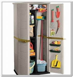 Broom Closet Cabinet: Smart and Practical Solution to