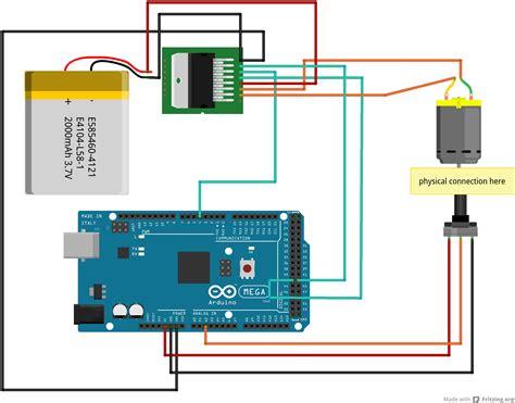 servo motor schematic diagram servo motor block diagram