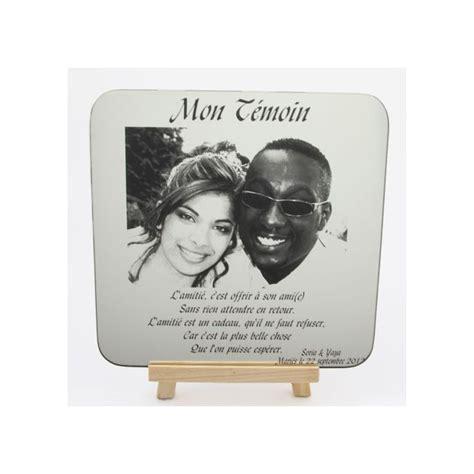 cadre photo miroir grav 233 mariage quot texte photos quot