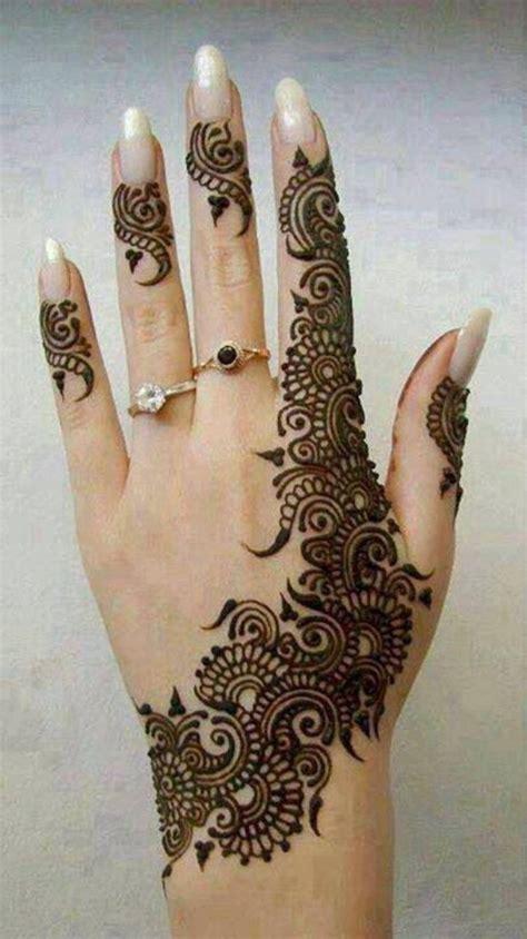 modele de henné 35 henna design inspirations my