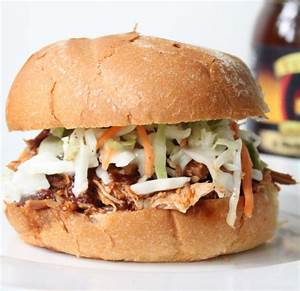 Barbecue For Beginners: BBQ Pulled Pork Sandwiches ...