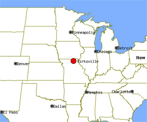 Kirksville Profile | Kirksville MO | Population, Crime, Map