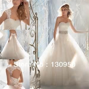 cheap white wedding dresses sweetheart white lace wedding dress cheap wedding dress custom made tulle overlaying beaded