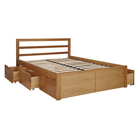 Headboard Lights South Africa by Buy House By Lewis Ollie Storage Bed Oak