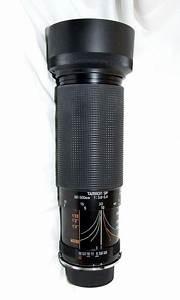 The Tamron Sp 60  3 8