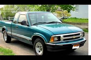 1995 Chevy S10 Truck