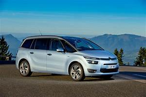 Citro U00ebn Grand C4 Picasso Estate  2014