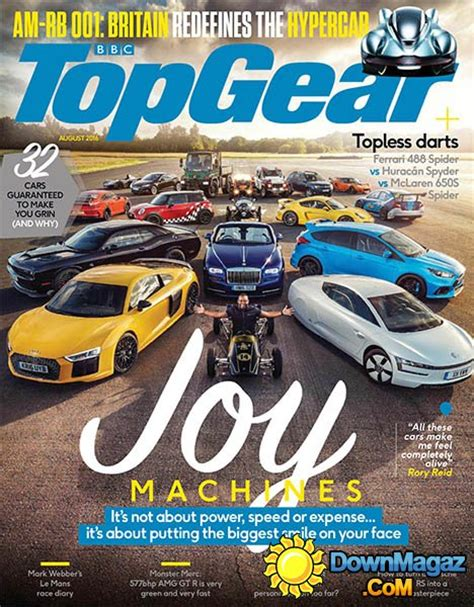 top gear uk 2016 top gear uk august 2016 187 pdf magazines magazines commumity