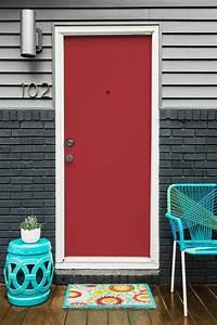 paint front door 12 Front Door Paint Colors - Paint Ideas for Front Doors ...