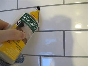 Bathroom floor tile sealant 2017 2018 best cars reviews for How to seal grout on tile floor