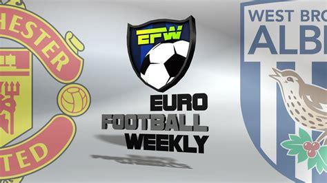 Manchester United v West Brom (1-2) 28.09.13 | Premier ...