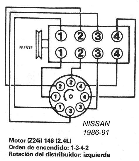 orden de encendido de nissan  pick   foromecanicos foro de mecanica automotriz