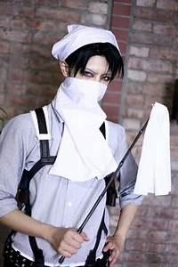 Clean freak Levi Rivaille - Shingeki no Kyojin - Attack on ...