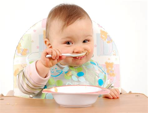 Look After You Baby Weaning