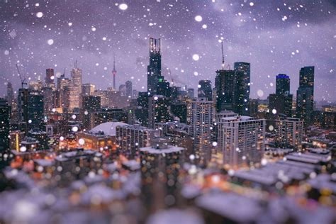 toronto winter canada weather february magic forecast ocean canadian christmas bokeh network wonder cities wonderland getty facts beauty tripsavvy snow