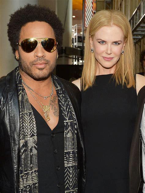 Zoe Kravitz Recalls When Dad Lenny Kravitz Dated Nicole Kidman
