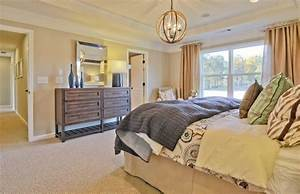 Master bedroom with pendant light high ceiling zillow