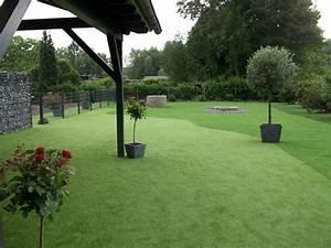 Kunstrasen Im Garten : 600qm kunstrasen show garten kunstrasen ~ Markanthonyermac.com Haus und Dekorationen
