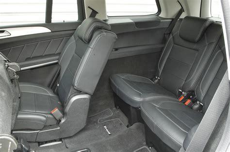 mercedes benz gl class   review  autocar
