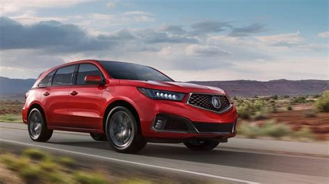 what are the 2019 acura mdx reviews saying courtesy acura