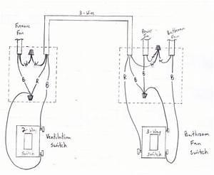 Furnace  Bathroom Fan Interlock Help - Electrical