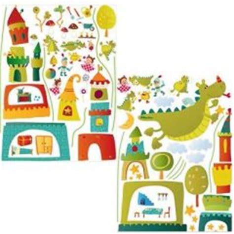 stikers chambre bébé idées déco et stickers chambre d 39 enfant décorer les murs