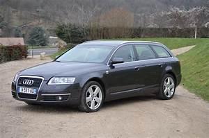 Audi A6 Break Prix : audi a6 3 0 tdi tiptronic break ambition 2006 autres ~ Gottalentnigeria.com Avis de Voitures