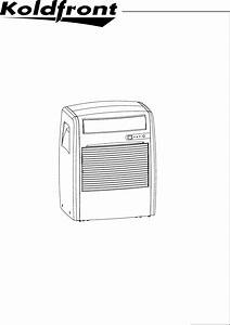 Download Koldfront Air Conditioner Pac8000s Manual And