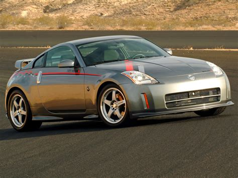 2004 Nissan Nismo 350z S Tune Front Angle 1024x768