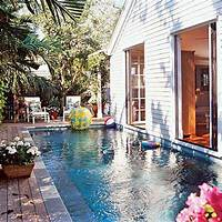 pools for small backyards 25+ Fabulous Small Backyard Designs with Swimming Pool | Architecture & Design